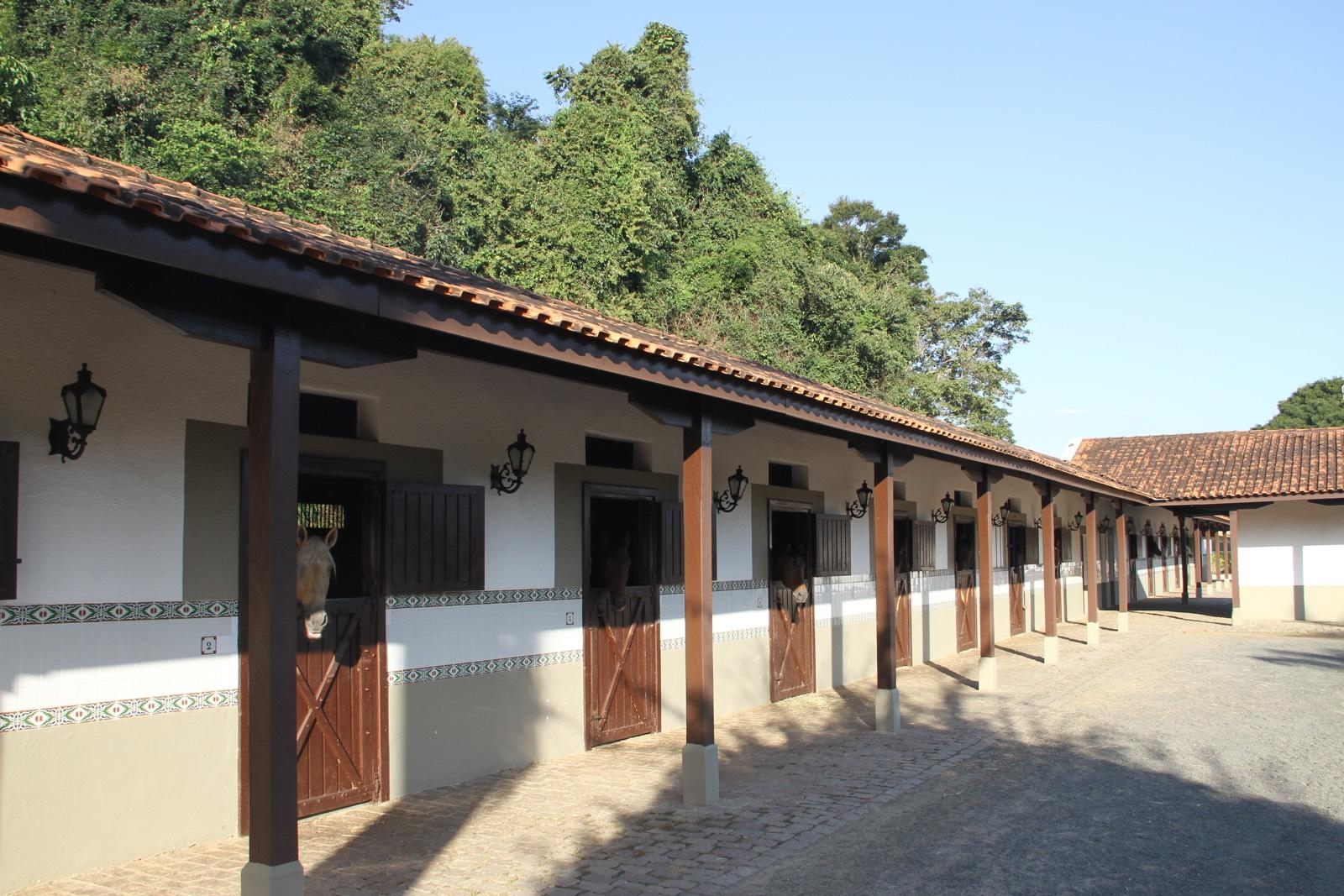 Haras das Mangueiras - Estabulagem e treinamento de cavalos